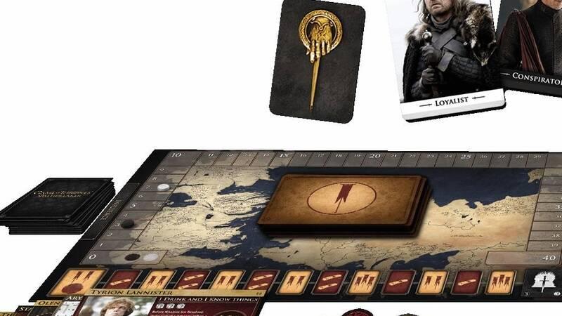 Rivelato Game of Thrones: Oathbreaker, gioco basato sulla deduzione