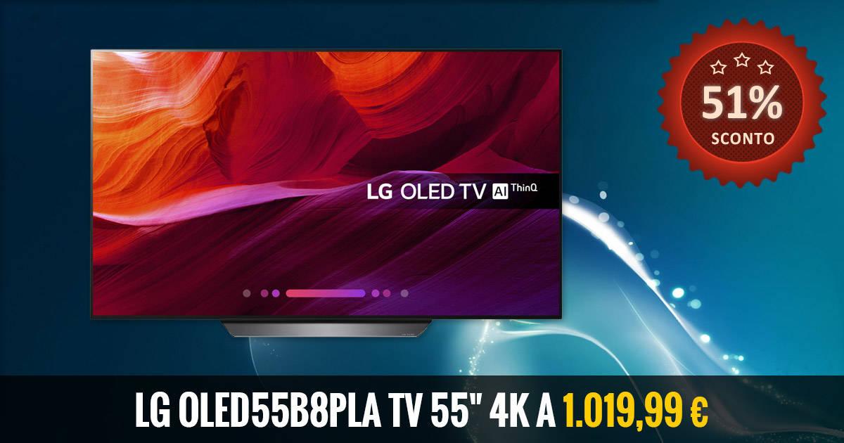"""LG OLED55B8PLA TV 55"""" 4K deal"""