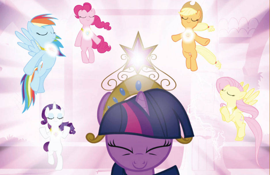 My Little Pony - Tails of Equestria