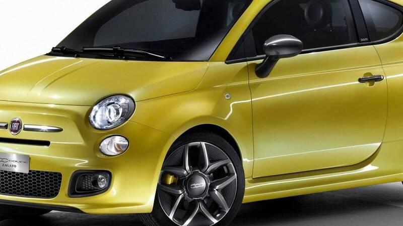 Nuova Fiat 500 Costera 30 000 E Sara Solo Elettrica Motorlabs