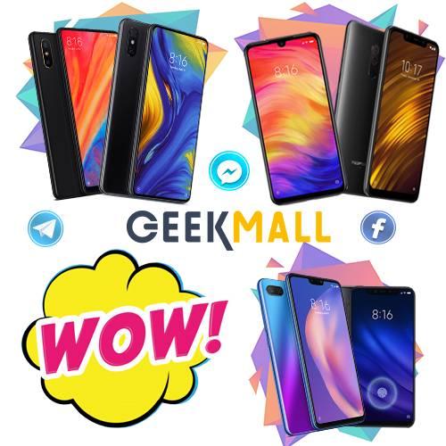 Promo WOW Geekmall