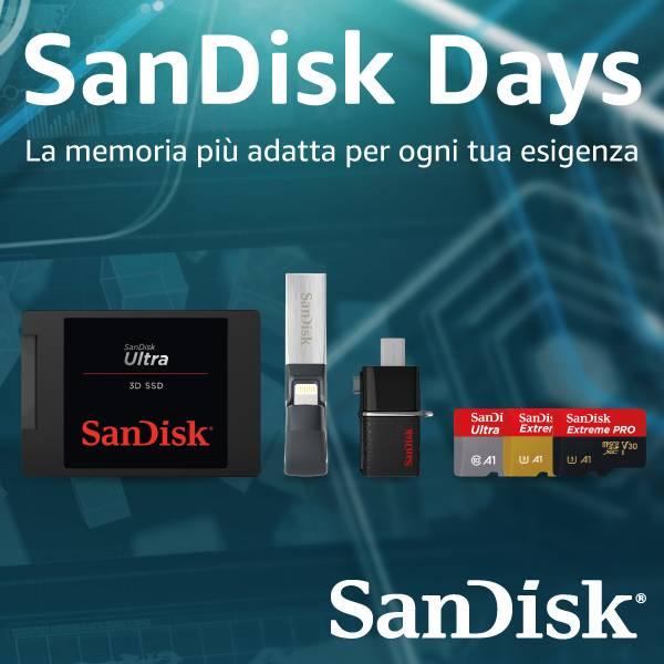 SanDisk Days