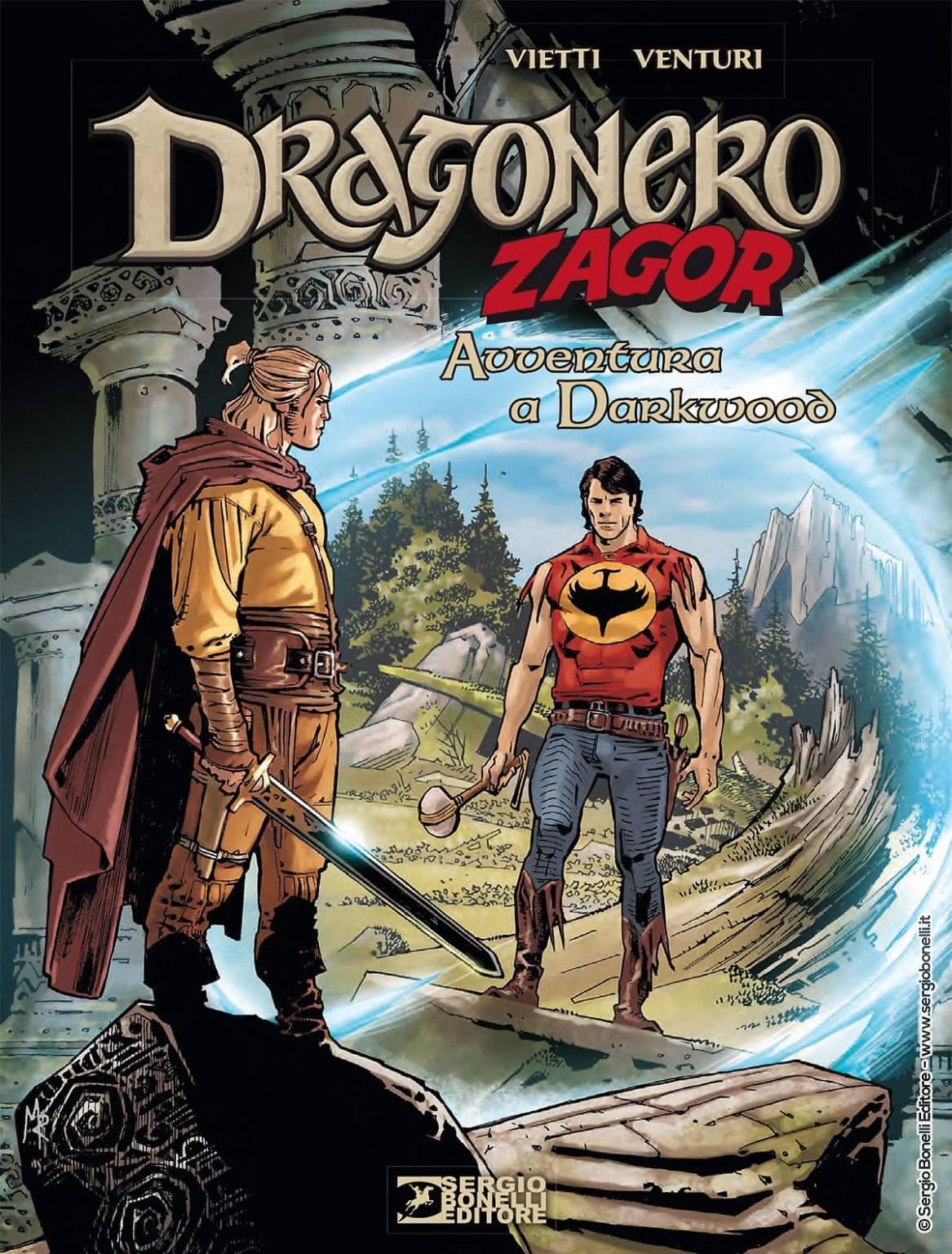 Sergio Bonelli Editore Cartoomics 2019