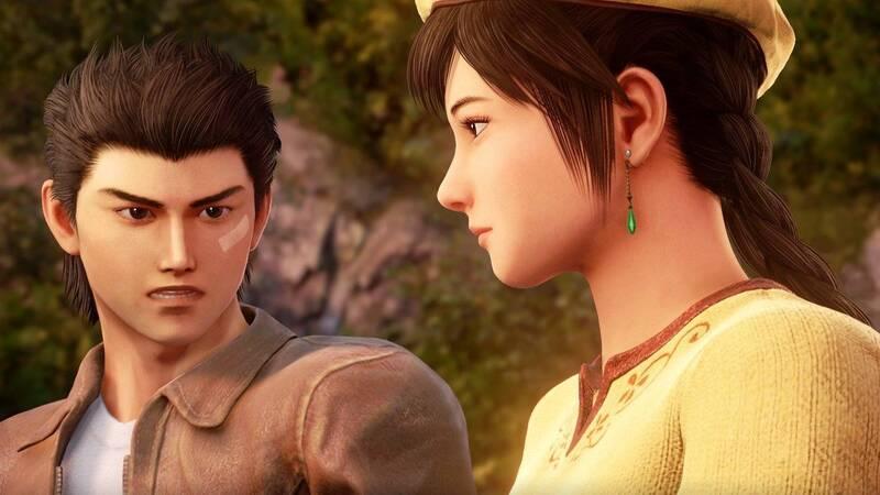 Shenmue 3: ecco il trailer dell'E3 2019