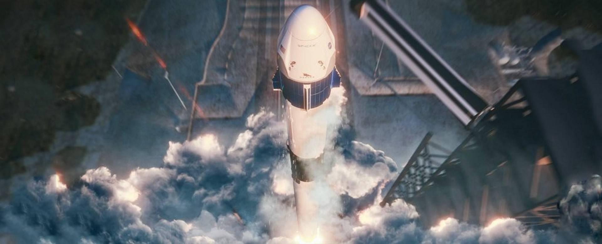 SpaceX pronta al decollo della Crew Dragon verso la ISS