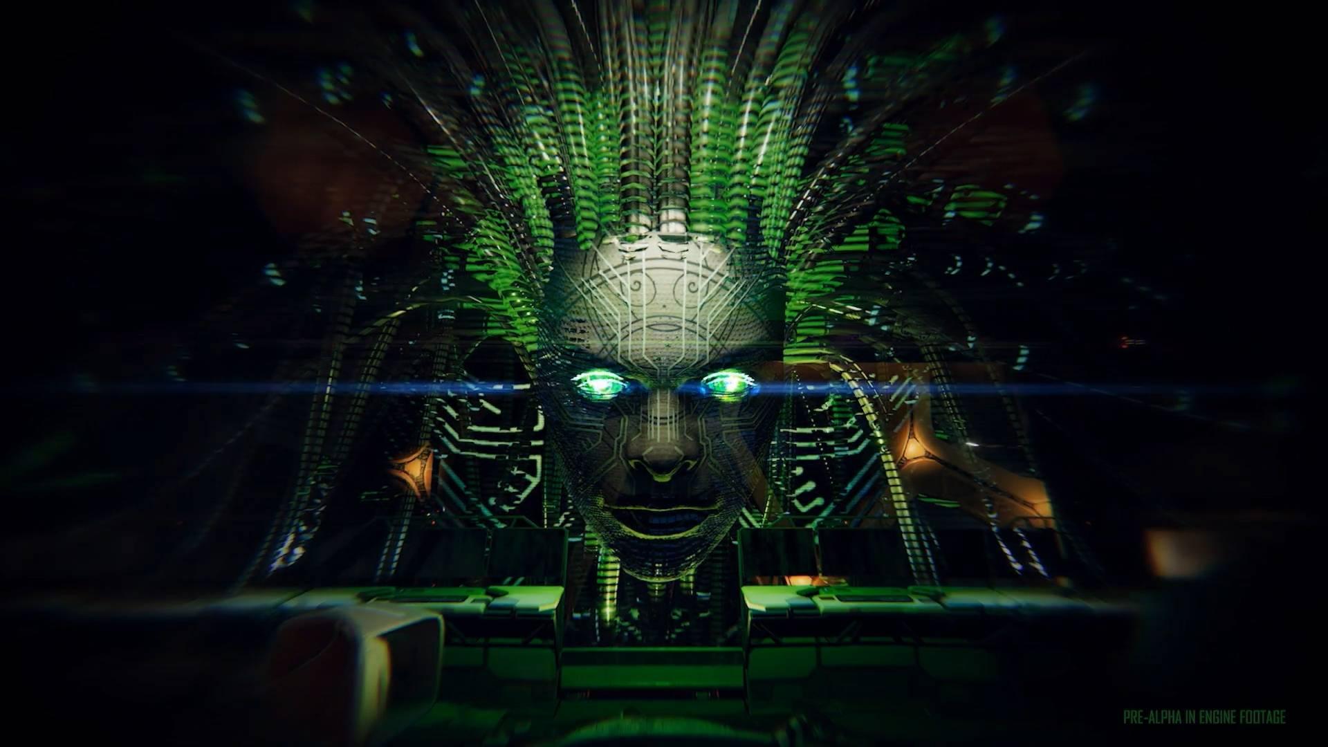 System Shock 3 Pre-alpha footage