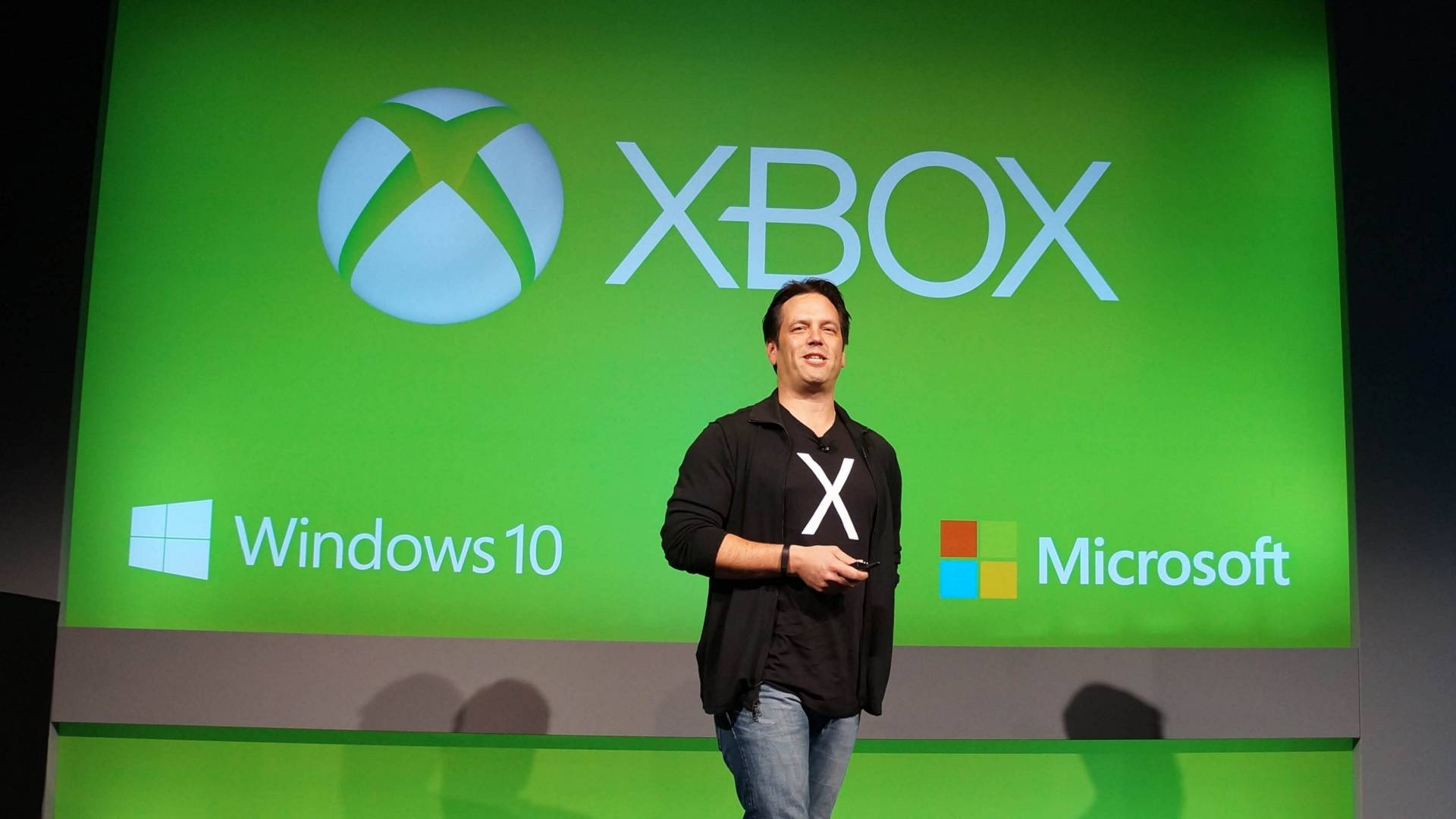 Xbox One Phil Spencer Microsoft
