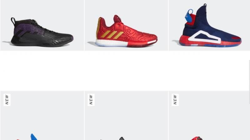 wholesale dealer 227ae eaba6 Adidas ha rivelato le scarpe dedicate ad Avengers: Endgame ...