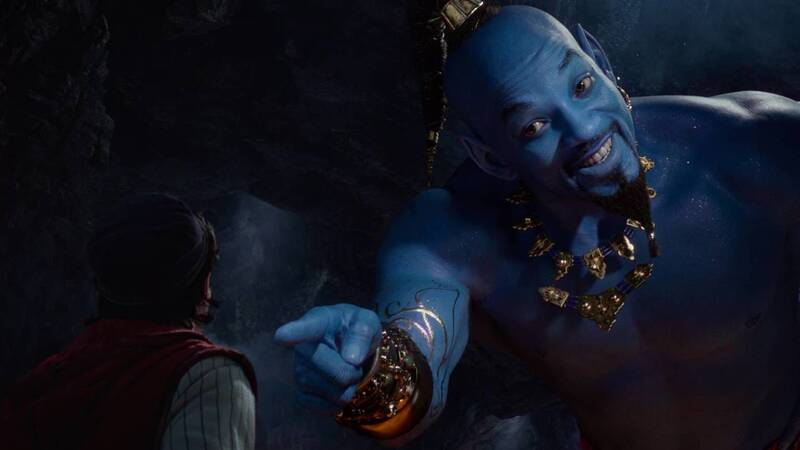 Aladdin si mostra in un nuovo trailer, Naomi sarà la voce di Jasmine