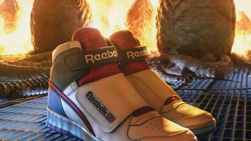Reebok sta per rimettere in vendita le Alien Stomper