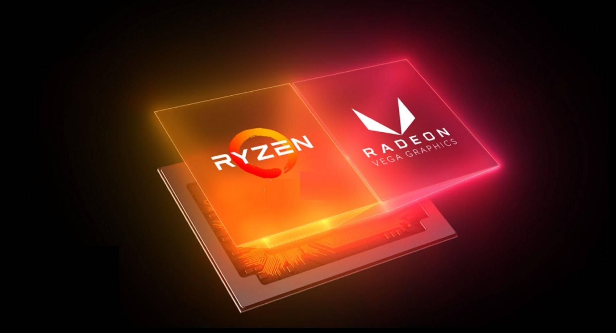 AMD Ryzen APU Vega