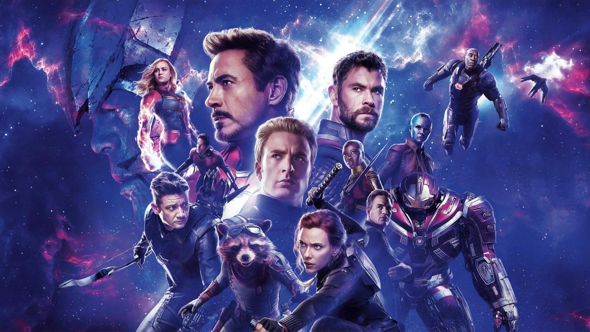 Avengers Endgame copertina alt