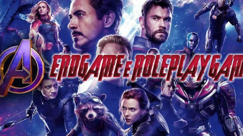 super popular b5176 c9232 Marvel Avengers Endgame, diventare super eroi nel mondo dei ...