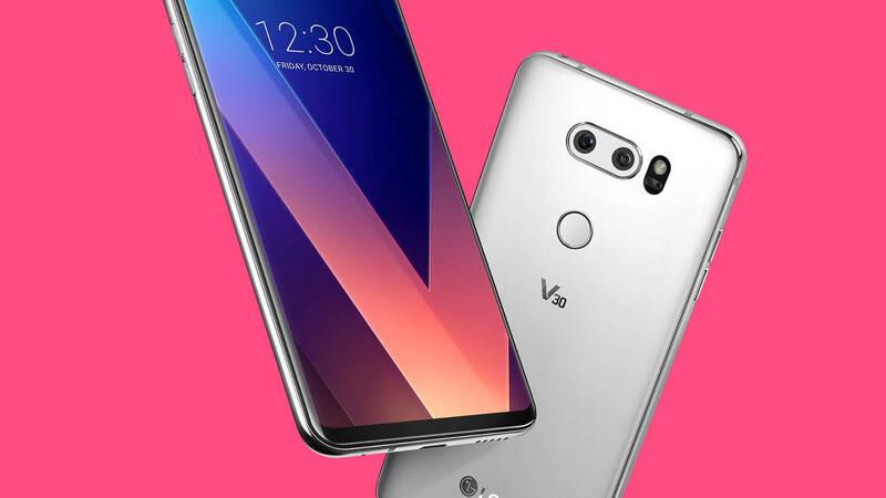 Android Pie, buone notizie da LG: update entro giugno per V30, V30s