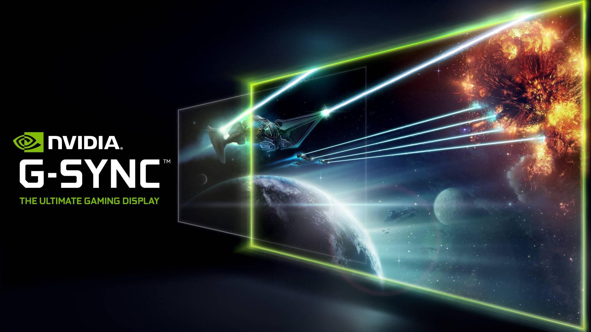 G-Sync copertina