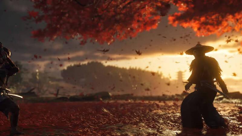 Ghost of Tsushima: nuovo trailer al Tokyo Game Show 2019