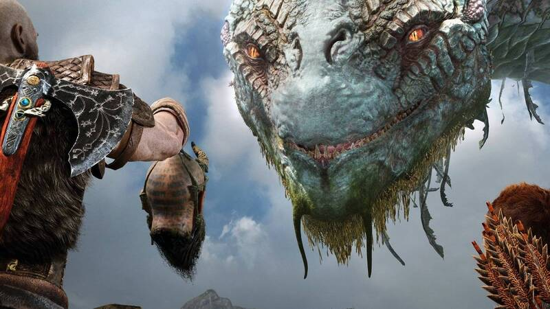 God of War Ragnarok will be shown over the course of the summer