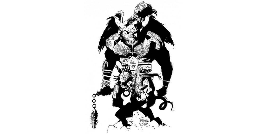 Hellboy originale