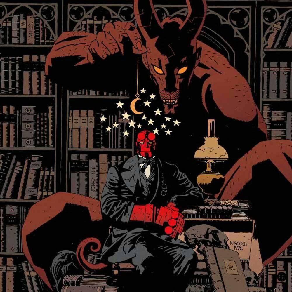 Hellboy - Azzael