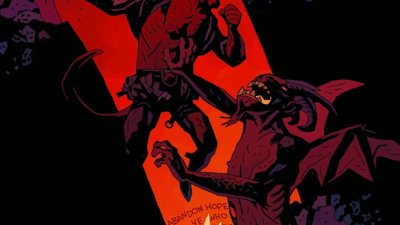 Hellboy: Mike Mignola's Savior Devil
