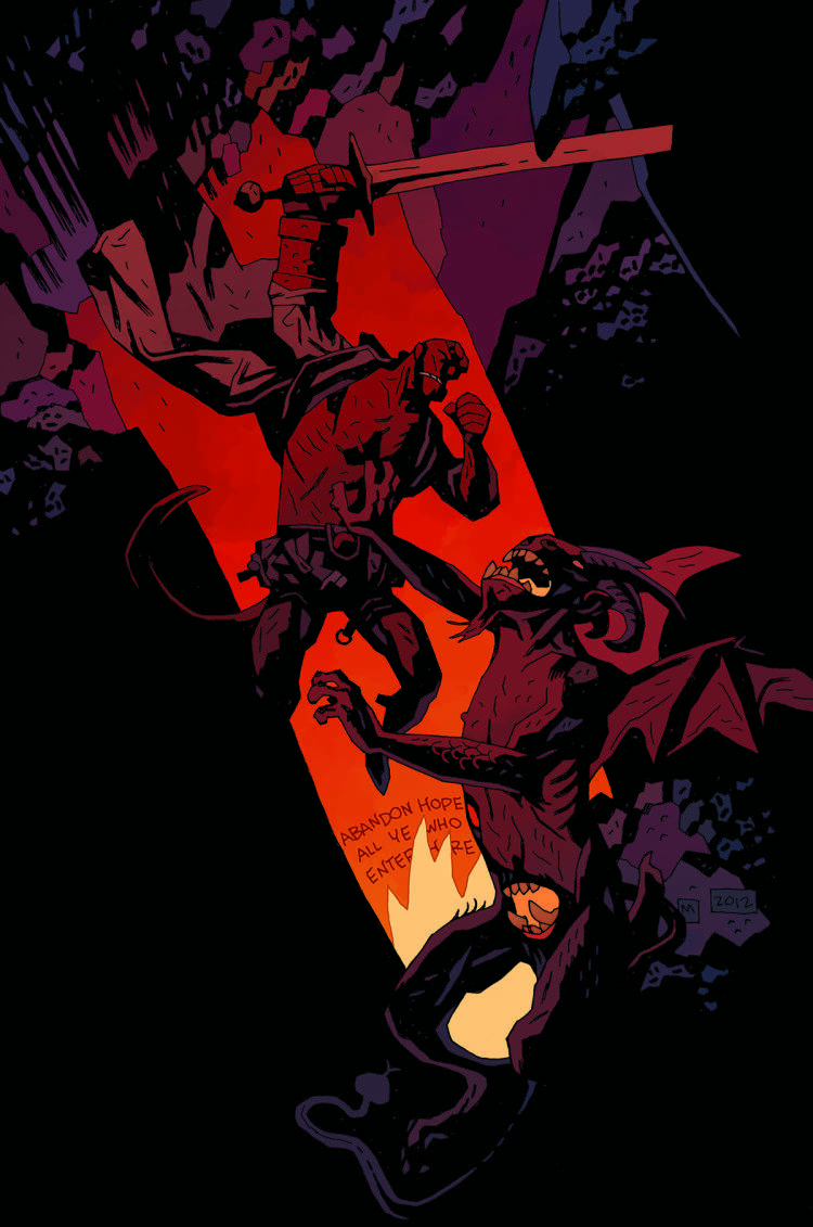 Hellboy all'inferno