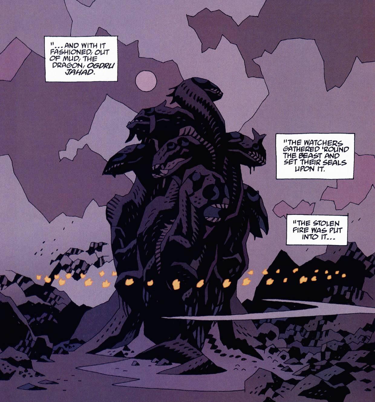 Hellboy - Ogdru Jahad