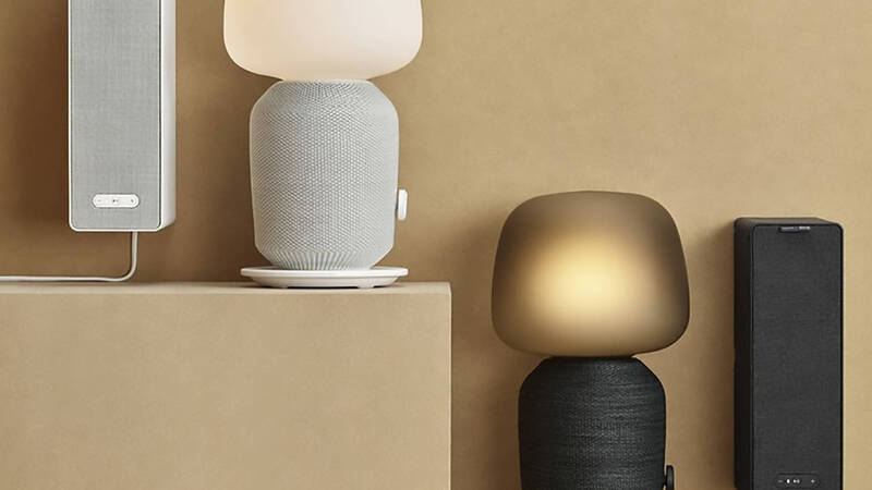 IKEA, new products developed in collaboration with Sonos are coming