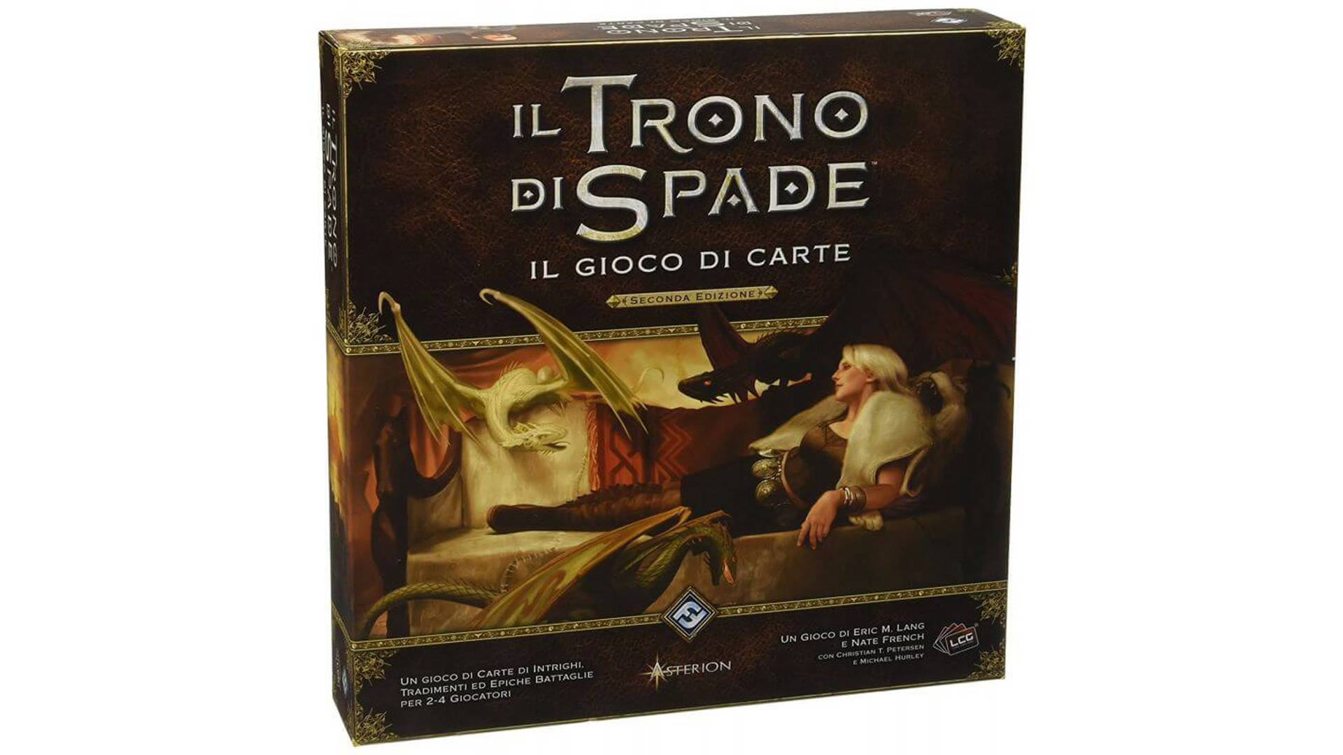 IL TRONO DI SPADE LCG Seconda Edizione SET BASE Carte Singole TARGARYEN