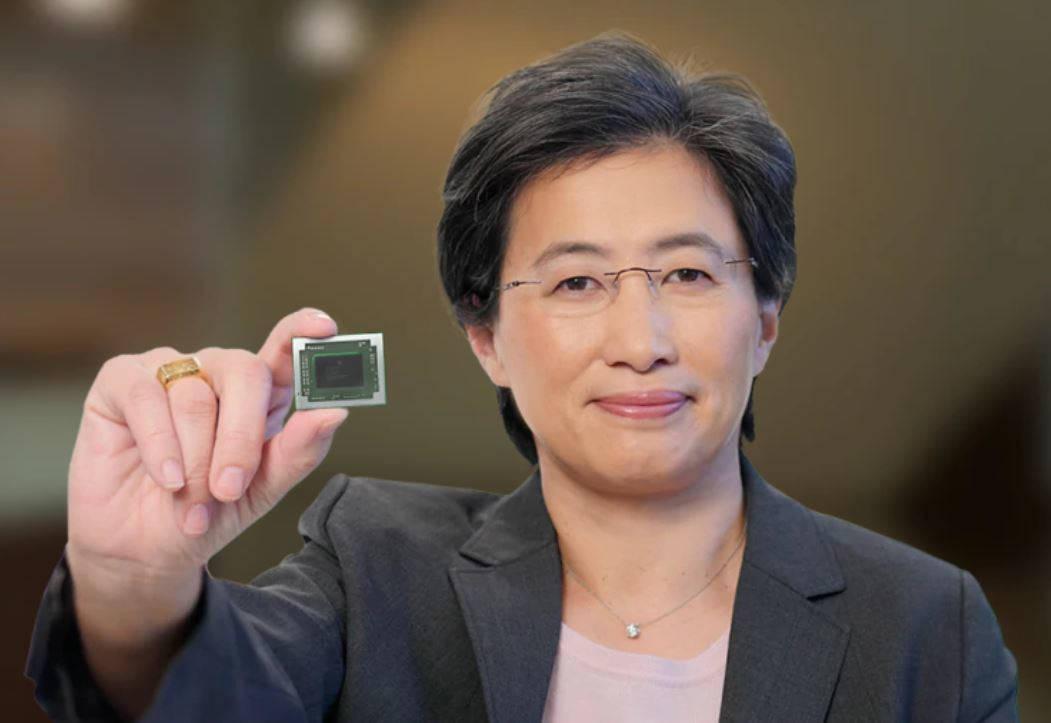 Lisa Su CEO AMD