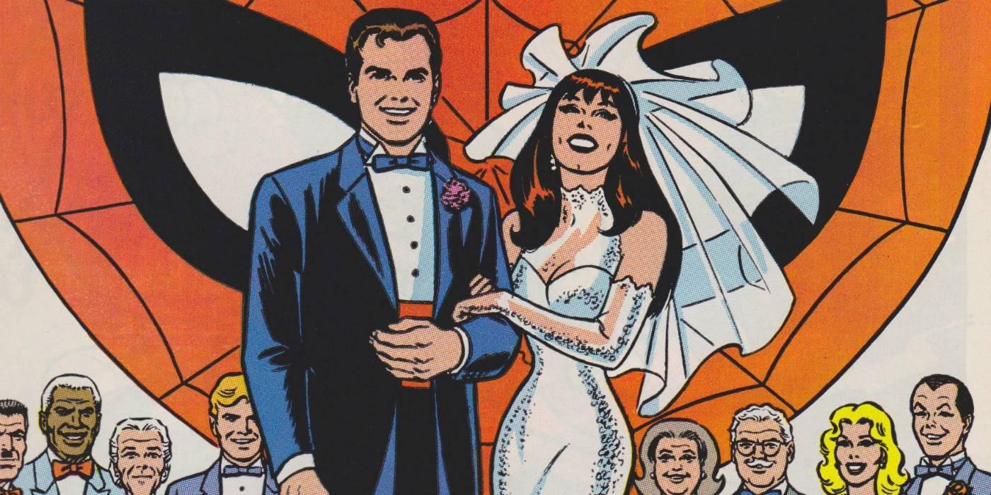 matrimoni marvel dc