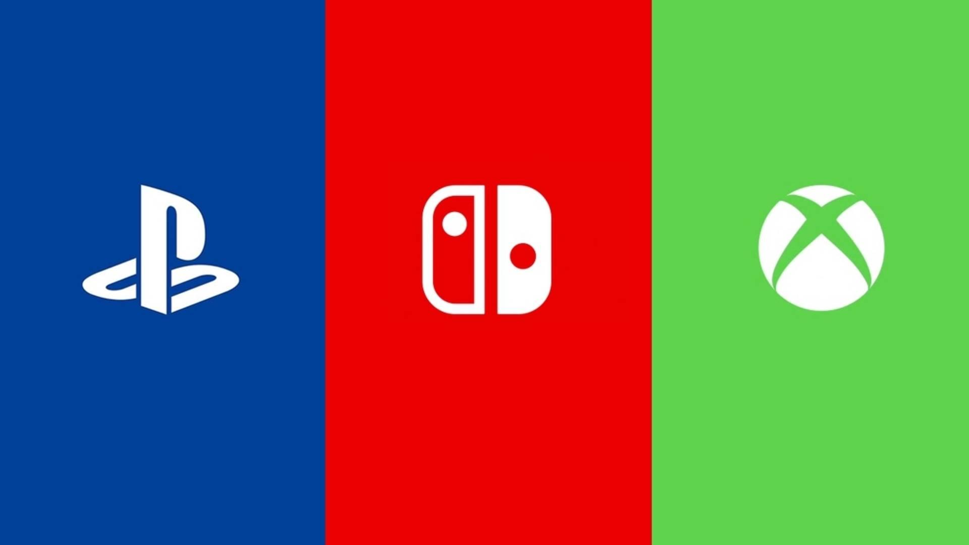 Nintendo PlayStation Xbox Microsoft Sony