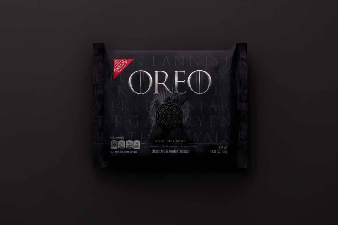 Oreo x GOT