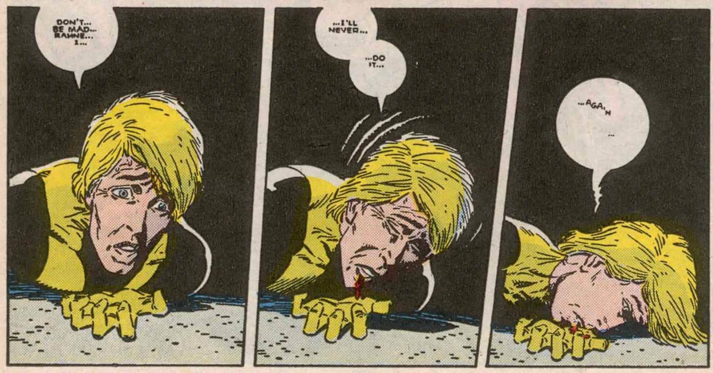 peggiori supereroi - Cypher