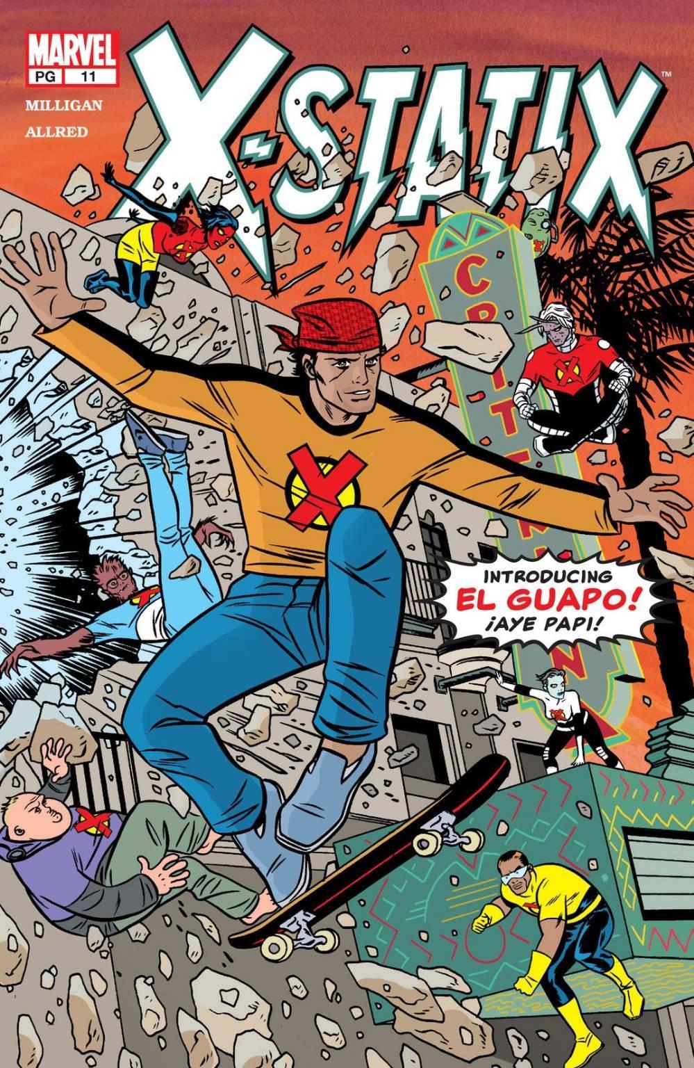 peggiori supereroi - El Guapo