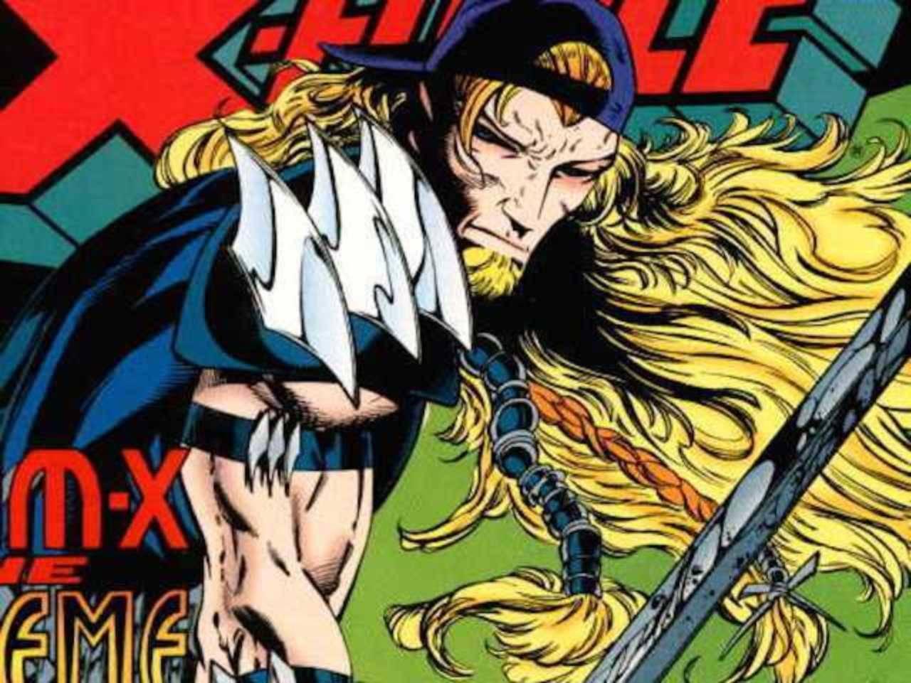 peggiori supereroi - Adam X the X-Treme