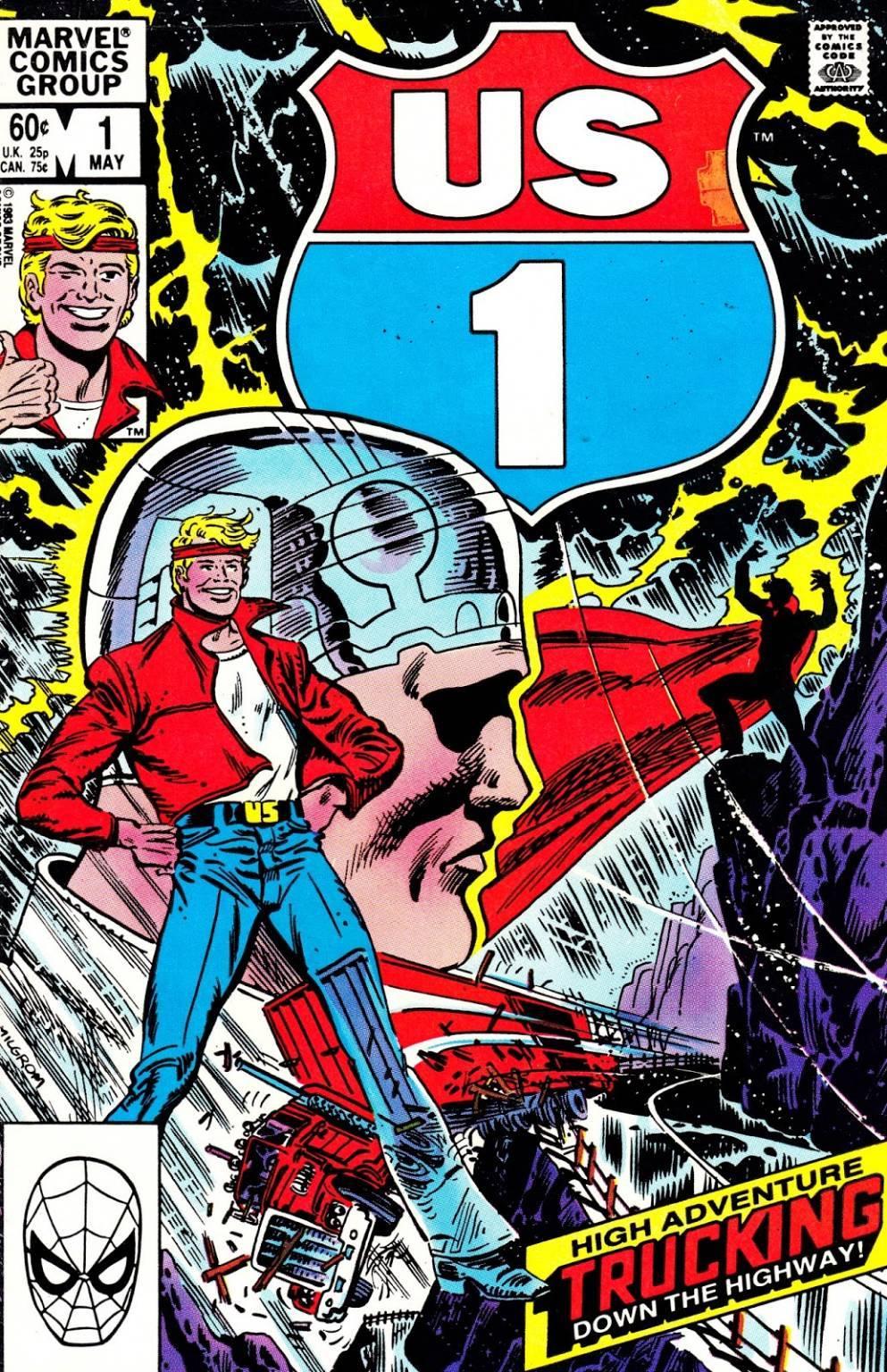 peggiori supereroi - US1