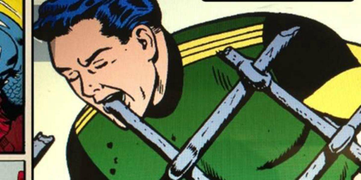 peggiori supereroi - Matter Eater Lad