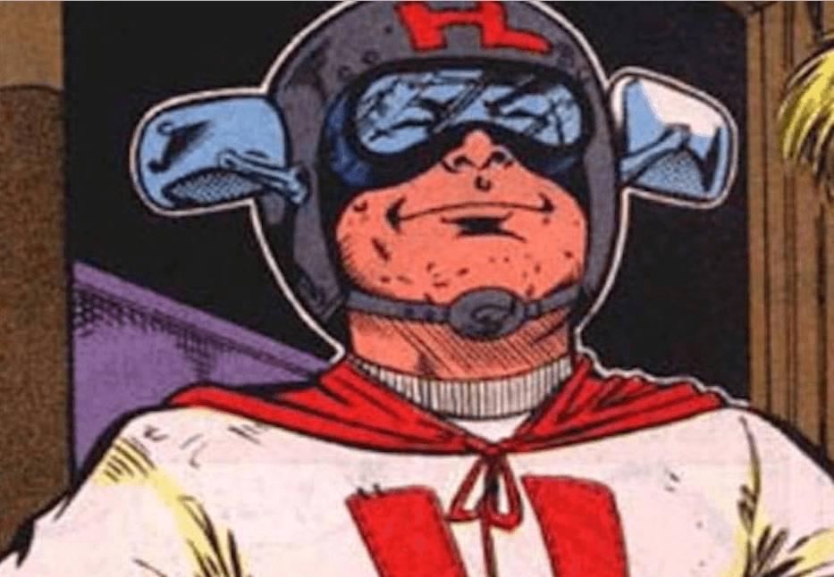 peggiori supereroi - Hindsight