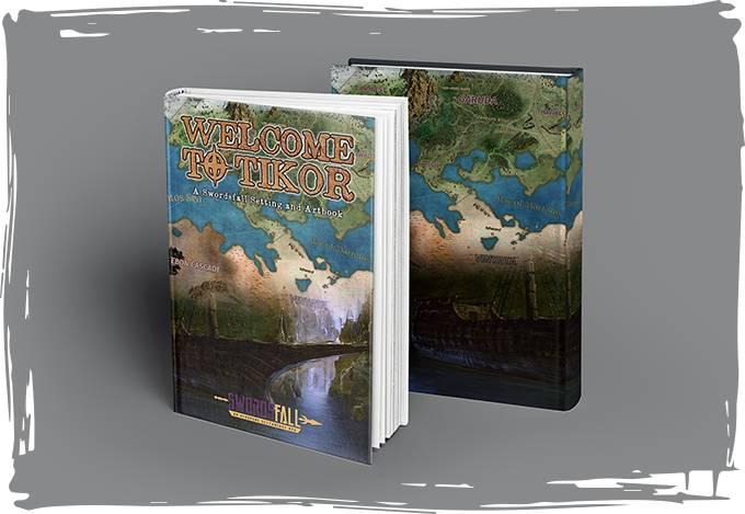 Swordsfall, il kickstarter