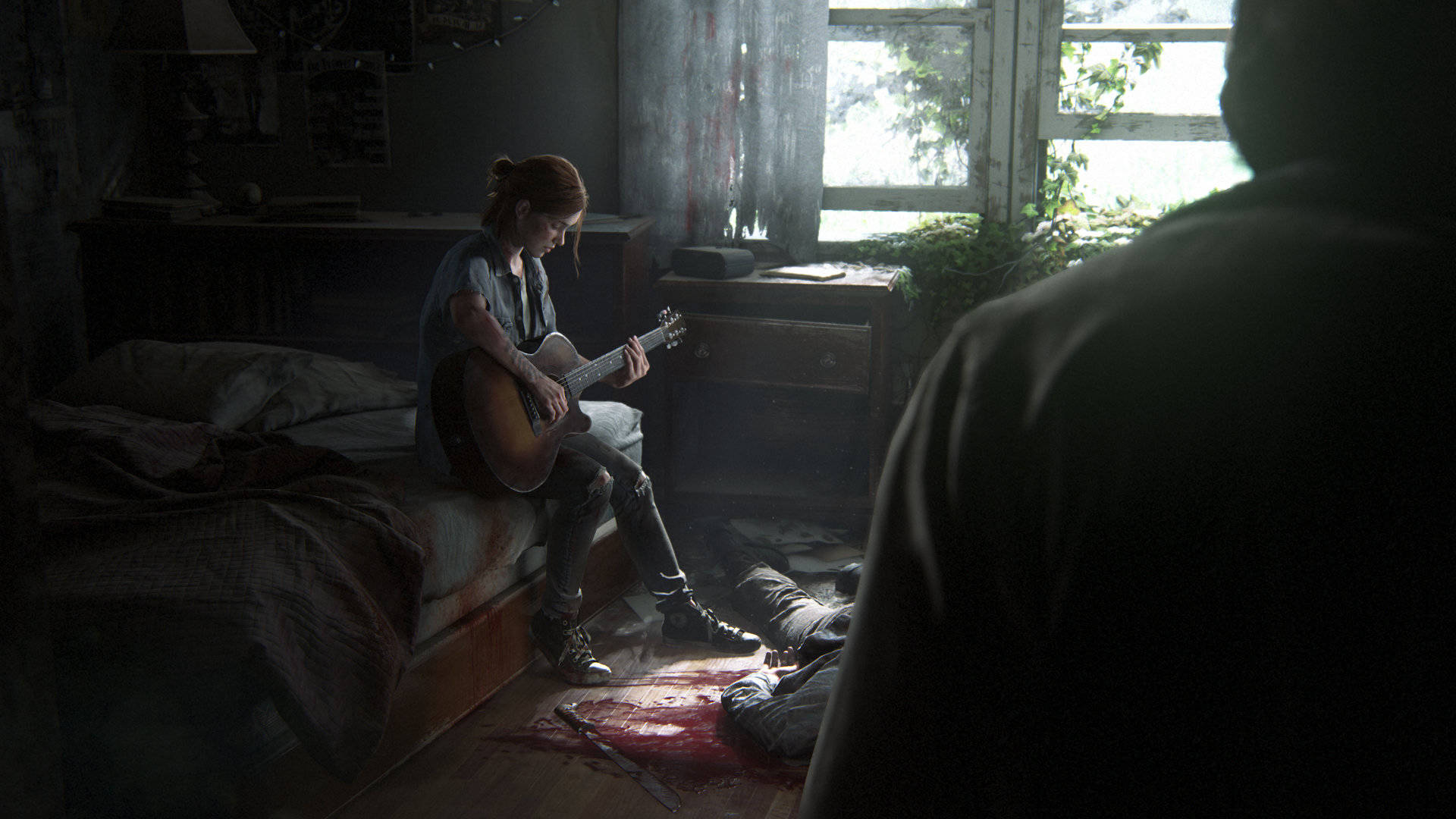The last of us part 2 II