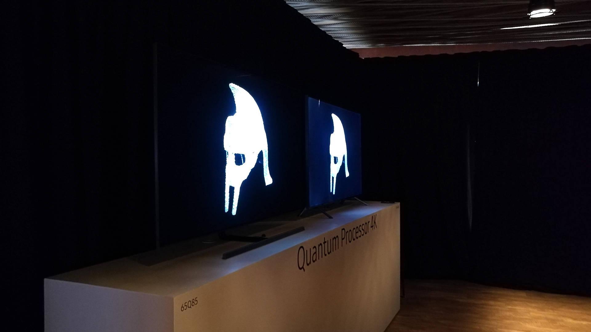 TV Samsung Ultra Viewing Angle