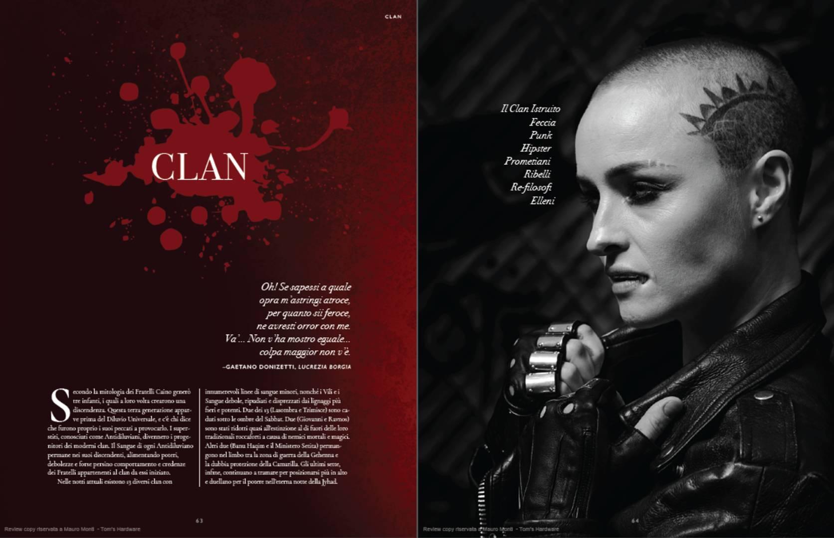 Vampiri: la Masquerade 5a edizione