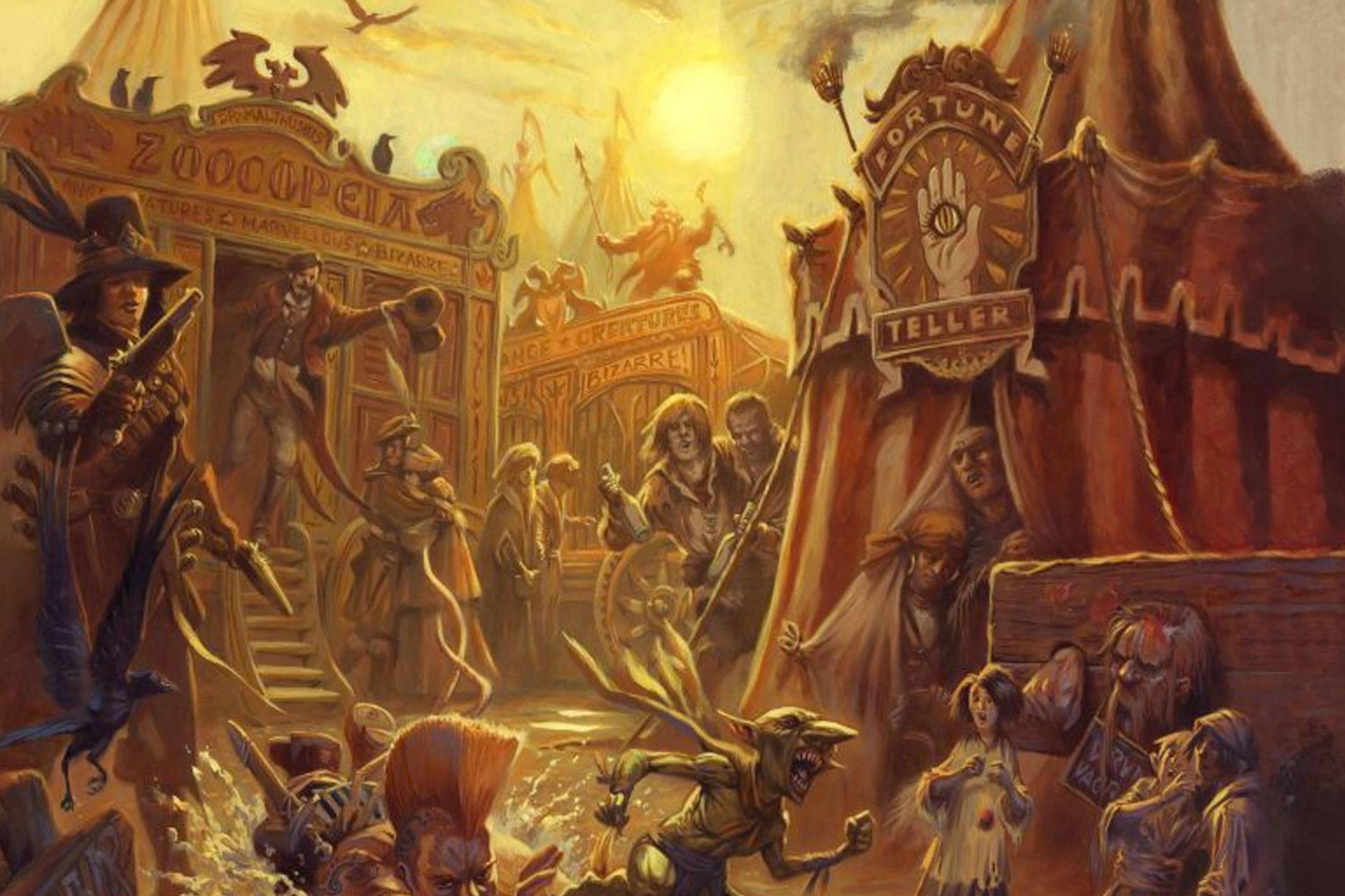 Warhammer Fantasy Enermy