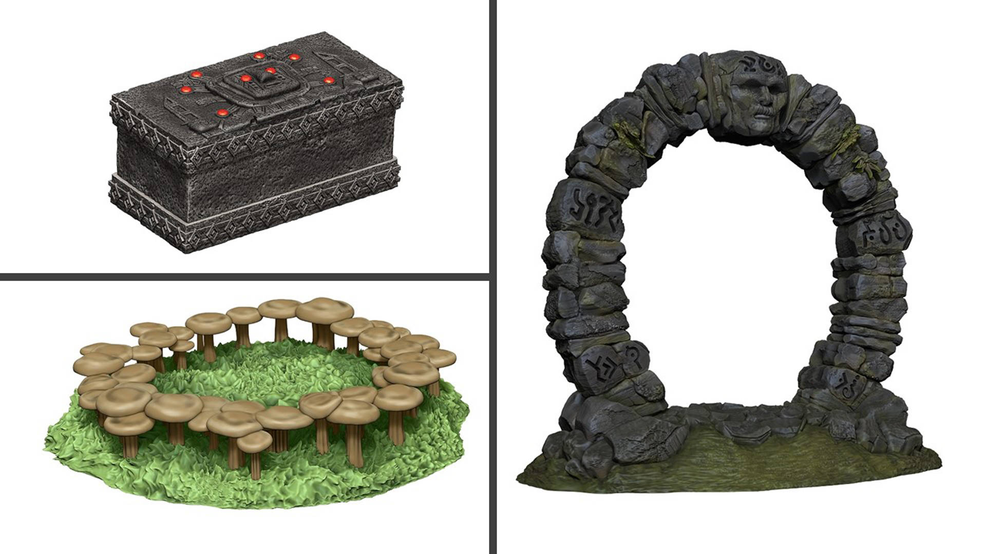 WizKids 4D Settings