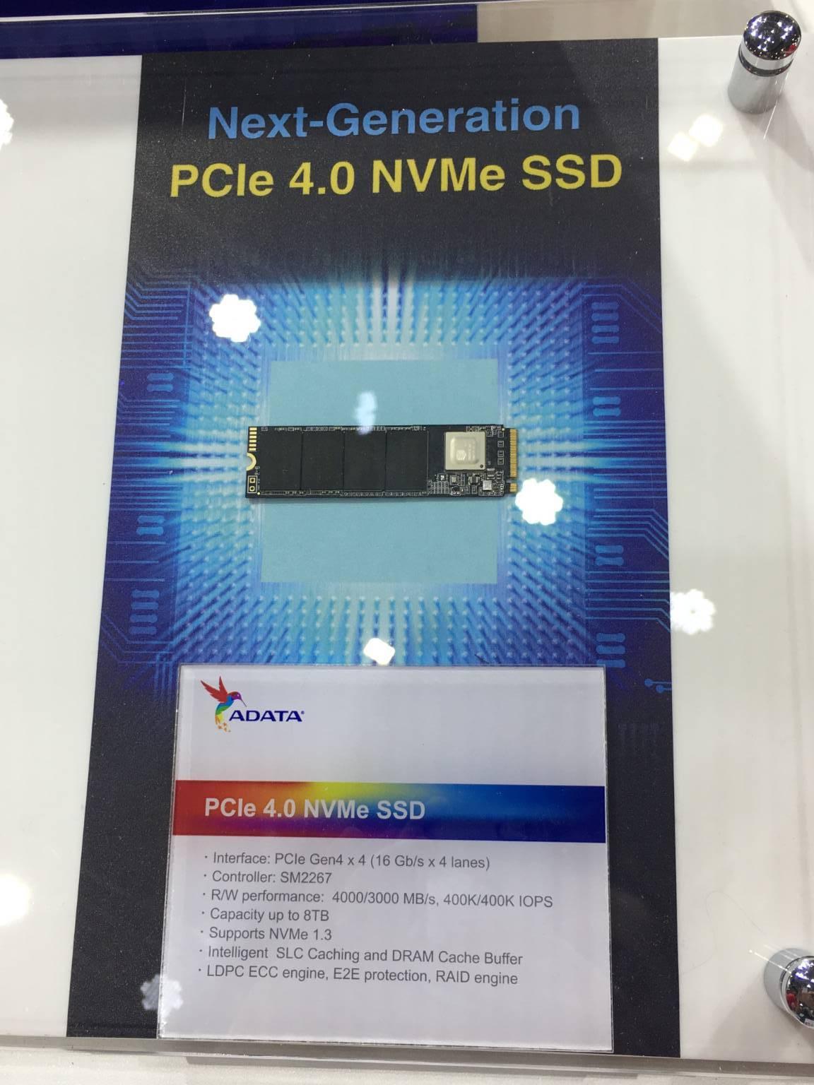 ADATA SSD PCIe 4.0