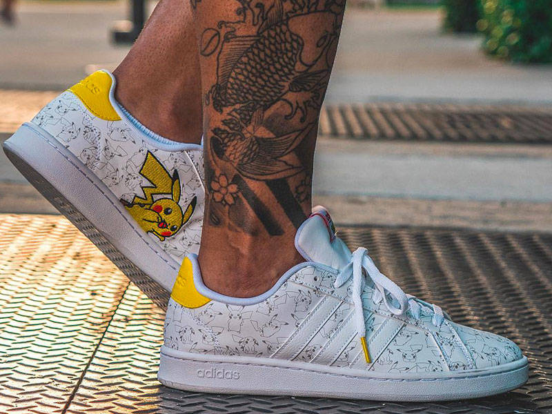 Adidas x pokemon