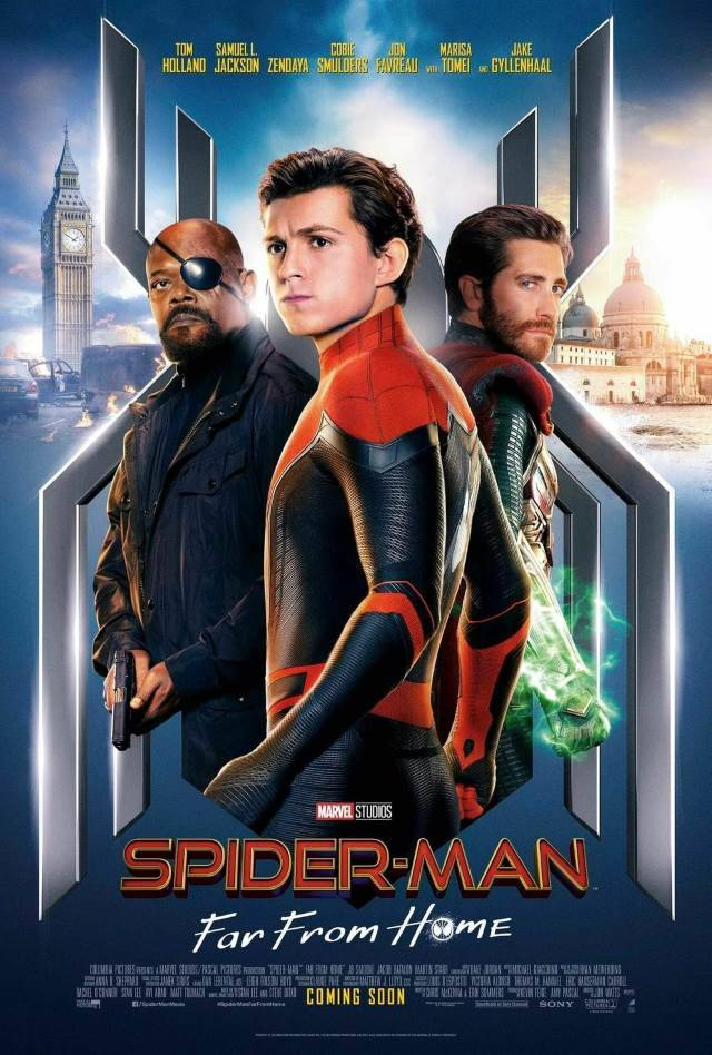 Character Poster Spider-Man: Far From Home