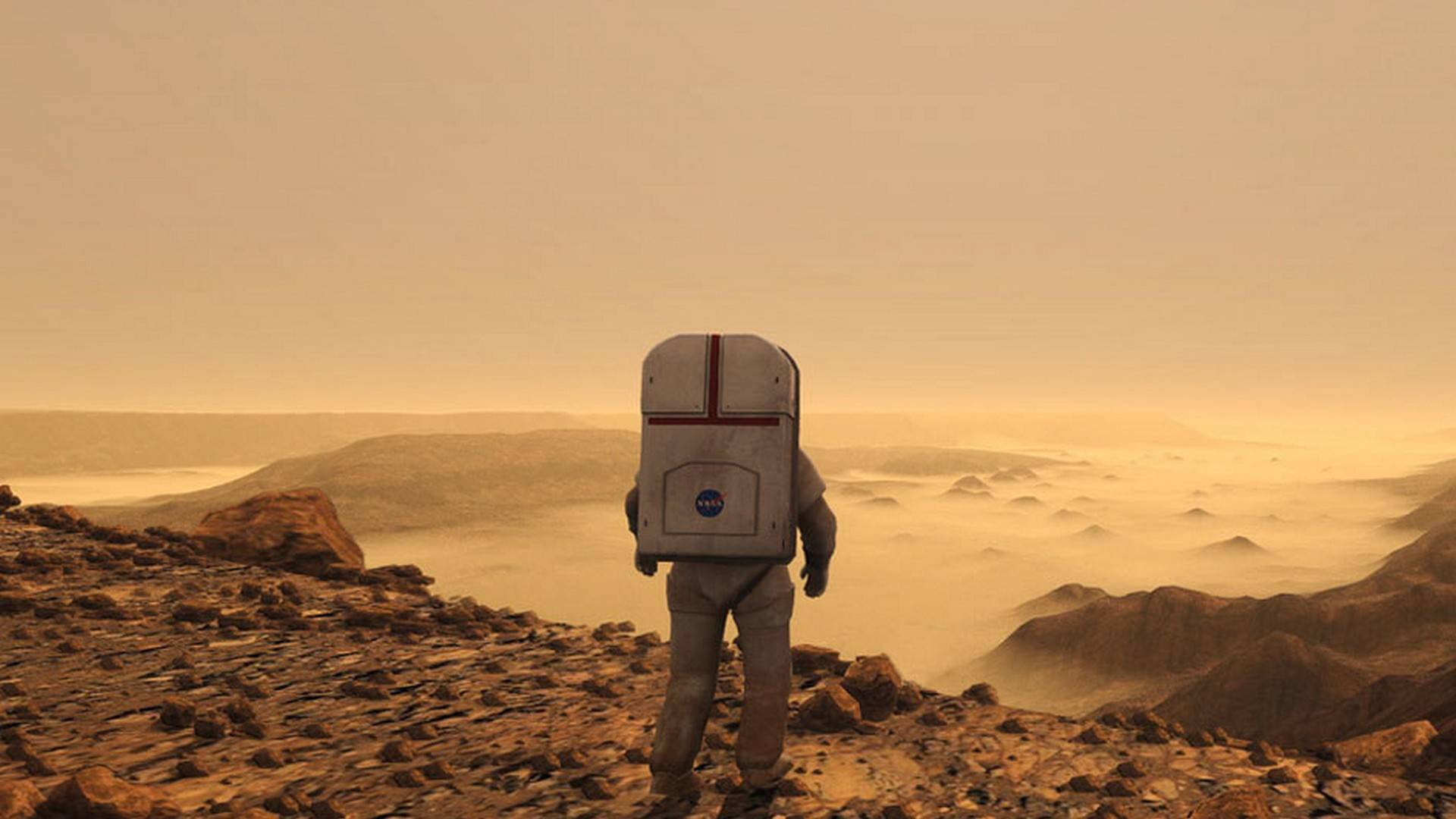 Colonizzazione di Marte