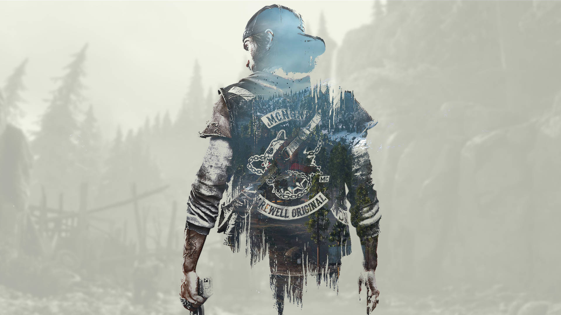 Days Gone - Narrativa