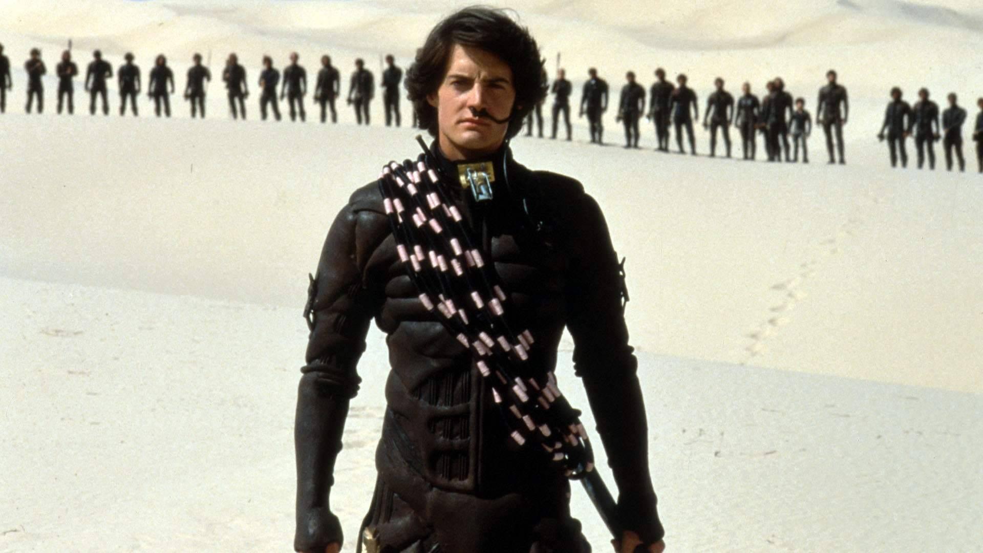 Dune David Lynch COVER